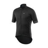Cyklistický membránový dres PASSION X7 | černý