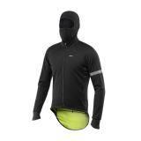Cyklistická zimní bunda Diamond PASSION X7 | černá