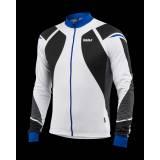 ROAD Zateplený dres DL. rukáv Titan X8 | modrý