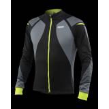 ROAD Zateplený dres DL. rukáv Titan X8| fluo/černý