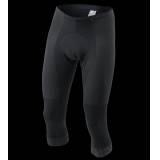 Cyklistické ¾ kalhoty do pasu PURE | černé