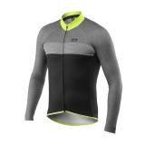Cyklistický zateplený dres PASSION X7 | neon