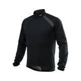 Cyklistická bunda W&W PURE | černá