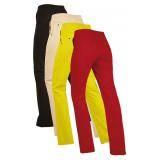 Kalhoty dámské dlouhé bokové Art.99565