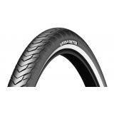Plášť Michelin Protek 32-622 černý s reflexním pruhem | drát
