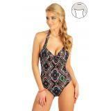 Jednodílné plavky s kosticemi Art.52247