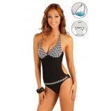 Jednodílné plavky s košíčky push-up Art.52430