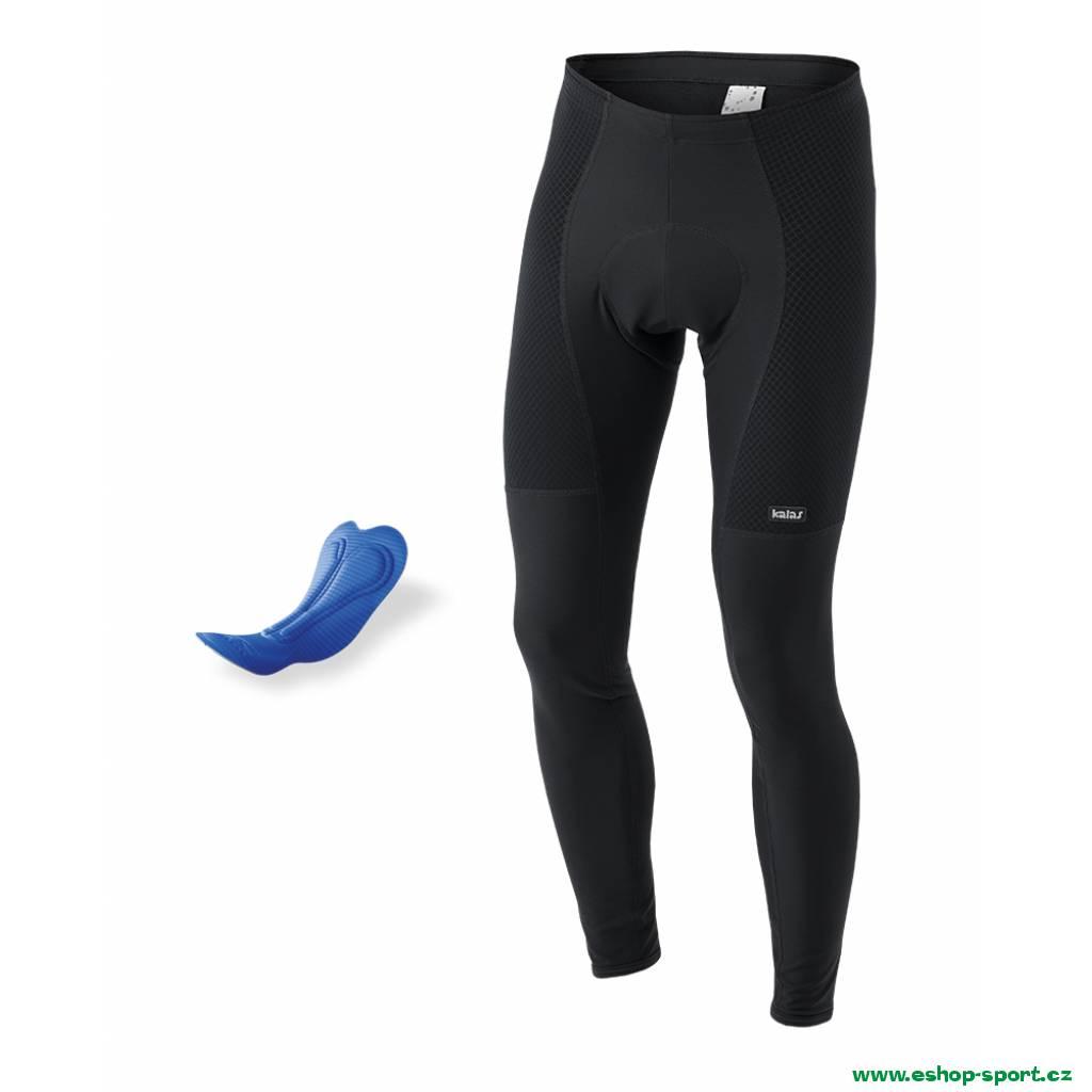 1f3466b56f2f5 Dlouhé kalhoty + sedlo PURE | černé | Šiok e-sport