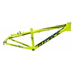 "rám FORCE FORKYS MTB 24"" V-brake, fluo obr.[1]"