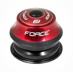 Řízení Force AHEAD 1 1/8 polointegrované   Fe   červené obr.[1]