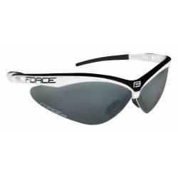 Brýle Force AIR bílo-černé | černá laser skla obr.[1]