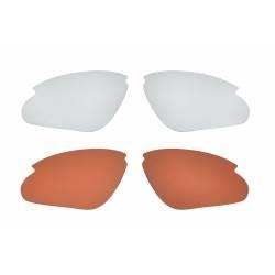 Brýle Force AIR bílo-červené | červená laser skla obr.[2]