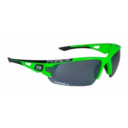 Brýle Force CALIBRE fluo zelené | černá laser skla obr.[1]
