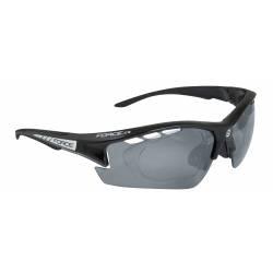 Brýle Force RIDE PRO černé | dioptrický klip | černá laser skla obr.[1]