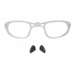 Brýle Force RIDE PRO bílé | dioptrický klip | črn las skla obr.[3]