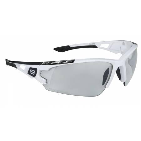 Brýle Force CALIBRE bílé | fotochromatická skla obr.[1]