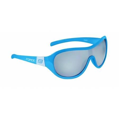 Brýle Force POKEY dětské | modro-bílé | černá skla obr.[1]