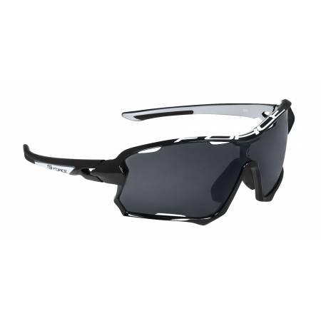 Brýle Force EDIE černo-šedé | černé skla obr.[1]
