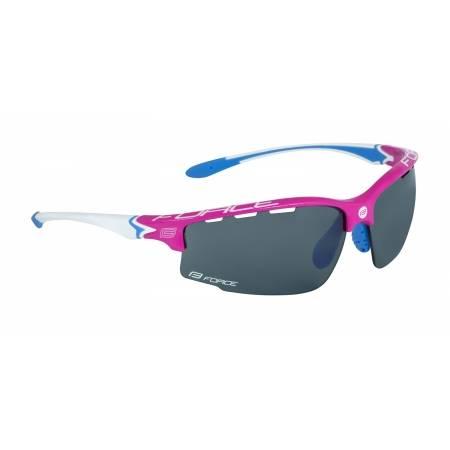 Brýle Force QUEEN růžovo-bílé | černá laser skla obr.[1]