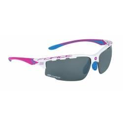 Brýle Force QUEEN bílo-růžové | černá laser skla obr.[1]