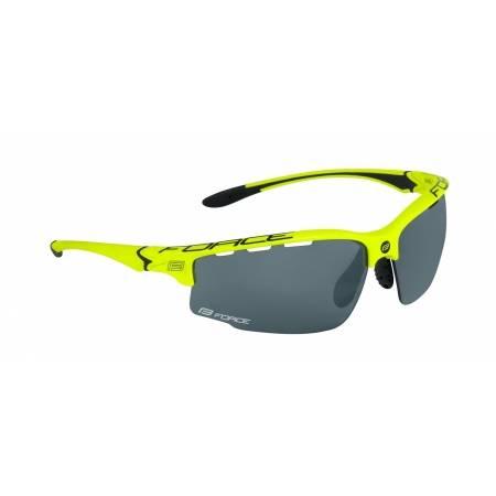 Brýle Force QUEEN fluo-černé | černá laser skla obr.[1]