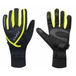 Zimní rukavice Force ULTRA TECH   fluo obr.[1]