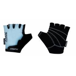 Dětské rukavice Force SHORTY | světle modré obr.[1]
