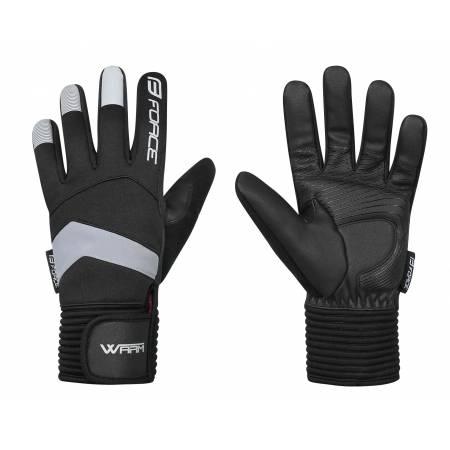 Zimní rukavice Force WARM | černé obr.[1]