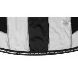 Bunda Force dlouhý rukáv X68 PRO | černo-bílá obr.[3]