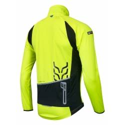 Bunda Force X80 tenký softshell | fluo obr.[2]