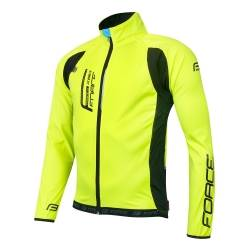 Bunda Force X80 tenký softshell W | fluo obr.[1]
