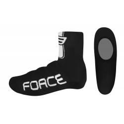 Návleky treter FORCE pletené | černé obr.[1]