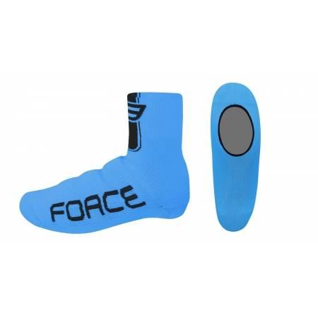 Návleky treter FORCE pletené | modré obr.[1]