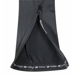 Kalhoty Force F58 se šráky a vložkou | černo-šedé obr.[4]