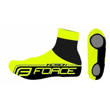 Návleky treter Force INCISION | fluo-černé obr.[1]