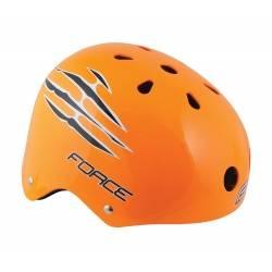 Přilba Force BMX | oranžová lesklá obr.[2]