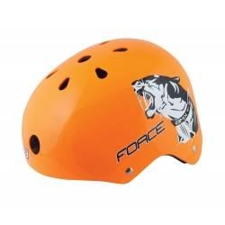 Přilba Force BMX | oranžová lesklá obr.[3]