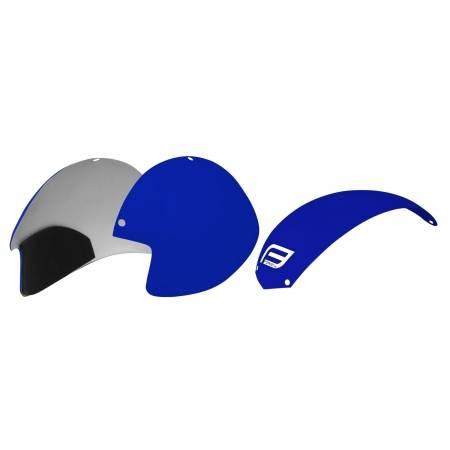 Plasty k přilbě FORCE GLOBE sada 3 ks   modré obr.[1]