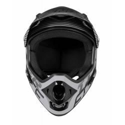 Přilba Force TIGER downhill | černá matná obr.[2]