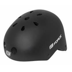 Přilba Force BMX | černá matná obr.[1]