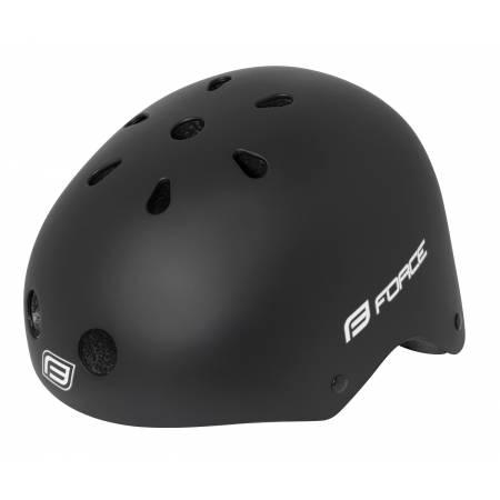 Přilba Force BMX   černá matná obr.[1]