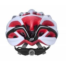 Přilba Force BAT   bílo-červená obr.[3]