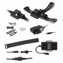 Čelovka Force GLOW-3 1000LM USB | černé obr.[4]