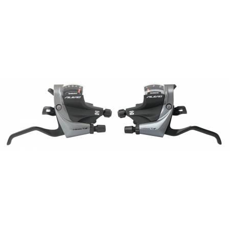 Řadící a brzdové páky ALIVIO STM4000 9x3 obr.[1]