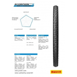 Plášť Pirelli Scorpion MTB S Lite 29 x 2.2 obr.[2]