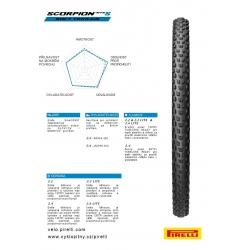 Plášť Pirelli Scorpion MTB S 29 x 2.2 obr.[2]