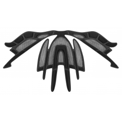 Výstelka přilby FORCE LYNX | černá UNI obr.[1]