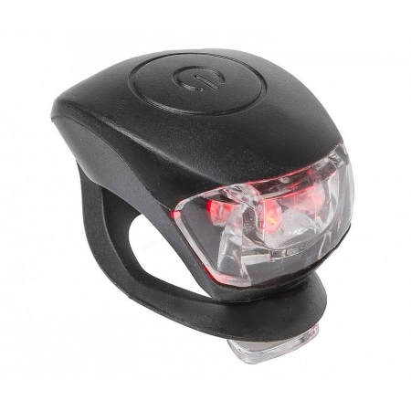 Světlo M-Wave sada blikaček Cobra IV led | černá obr.[1]
