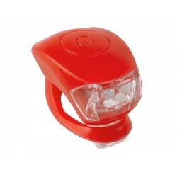 Světlo M-Wave sada blikaček Cobra IV led | červená obr.[1]