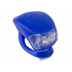Světlo M-Wave sada blikaček Cobra IV led | modrá obr.[1]